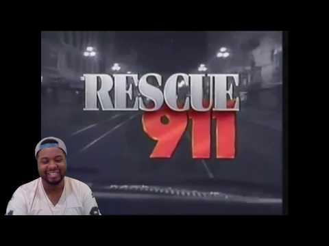 Rescue 911 -  Boy vs. Riding Lawn Mower - HuskyHandsome Reaction