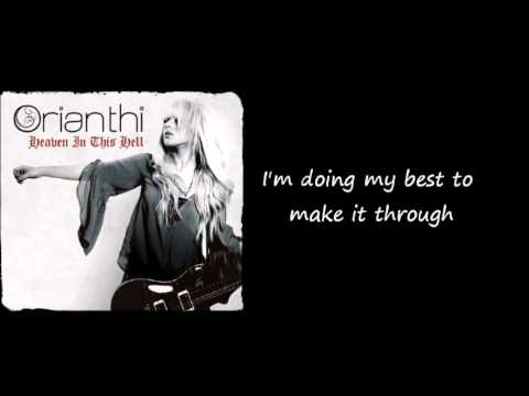 Orianthi - Another You  w/ Lyrics