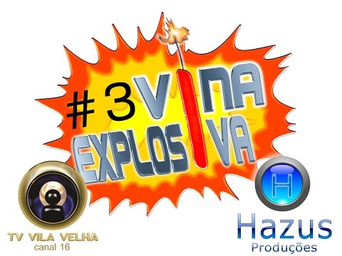 # 3 Programa Vina Explosiva 21/03/15 Band TV Vila Velha Canal 16