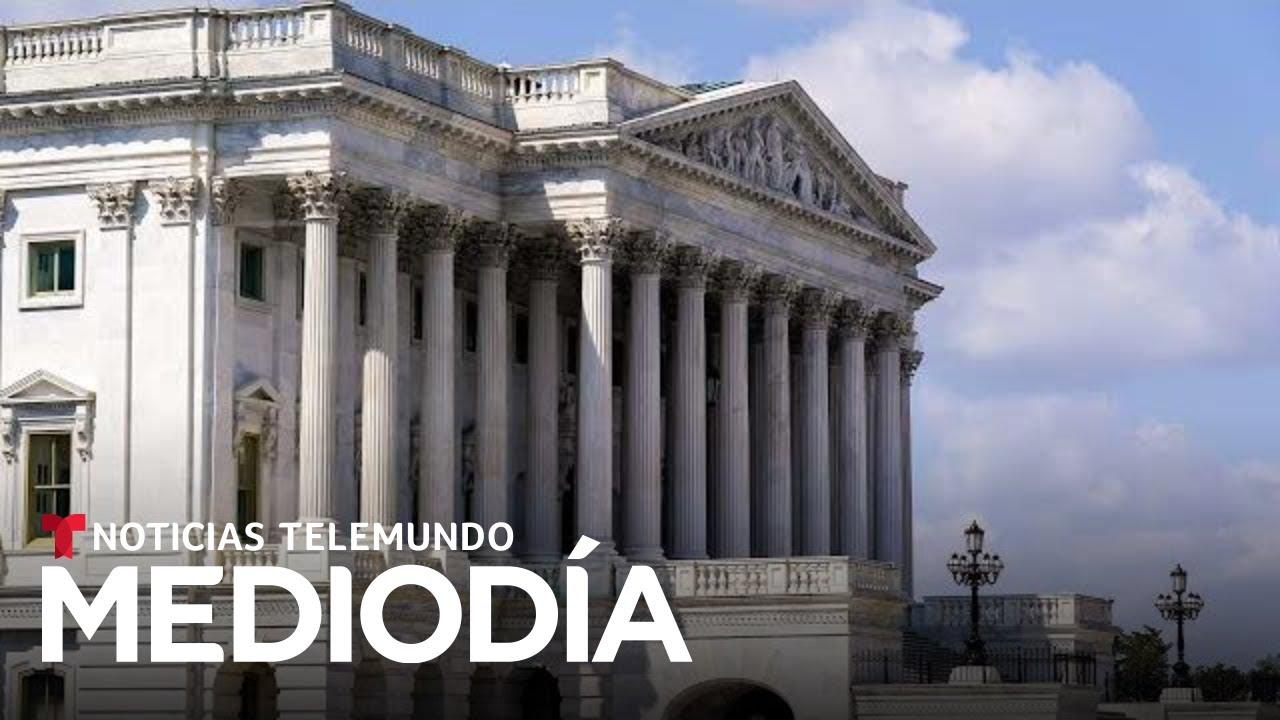 Noticias Telemundo Mediodía, 20 de septiembre de 2021