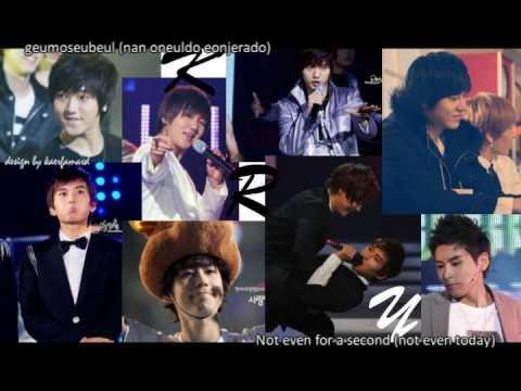 Super Junior K.R.Y - 「한 사람만을」 The One I Love [Download Link + Lyrics]