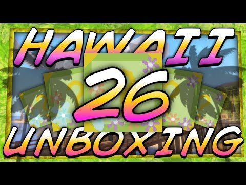 """Unturned - 26 NEW Hawaii Mystery Unboxing! - """"Lucky Ducky!"""""""