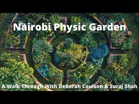 A Magnificent Mandala Garden In Karen, Kenya Designed By Permaculture Designer, Deborah Coulson