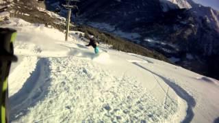 Зельден НГ 2012(Видео отчет о нашей новогодней поездке в Зельден в 2012 году. Австрия. Альпы., 2014-04-17T06:53:18.000Z)