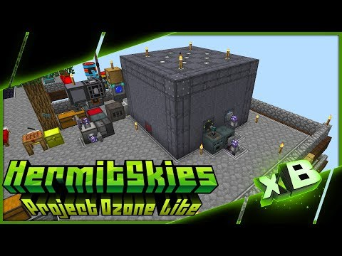 EXTREME Power! :: HermitSkies  Project Ozone Lite :: E19