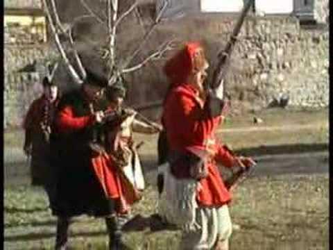 BGHE Hungarian rifleman XVI. century (hajdú)