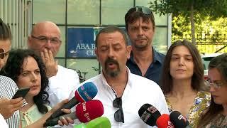 Ligji për Teatrin, aktorët ankohen te Vlahutin - Top Channel Albania - News - Lajme