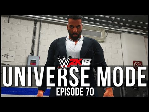 WWE 2K18 | Universe Mode - 'JINDER STRIKES FIRST!' | #70