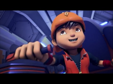 BoBoiBoy Galaxy/Old Town White Coffee Special Stage (BoBoiBoy Bounce and Blast)