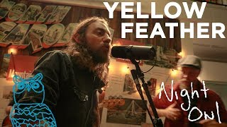 """Yellow Feather, """"Lost All Direction"""" Night Owl 