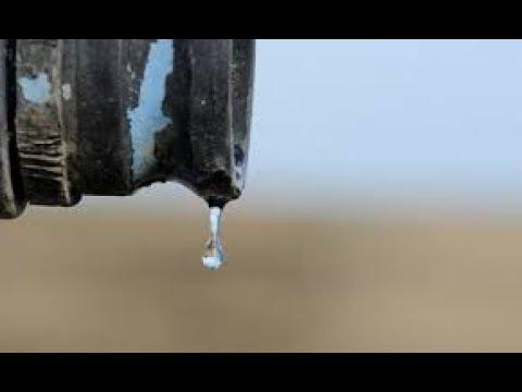 Water shortage at Malanti