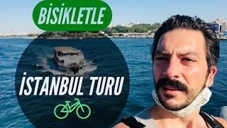 BİSİKLETLE İSTANBUL TURU #1   Taksim - Eminönü