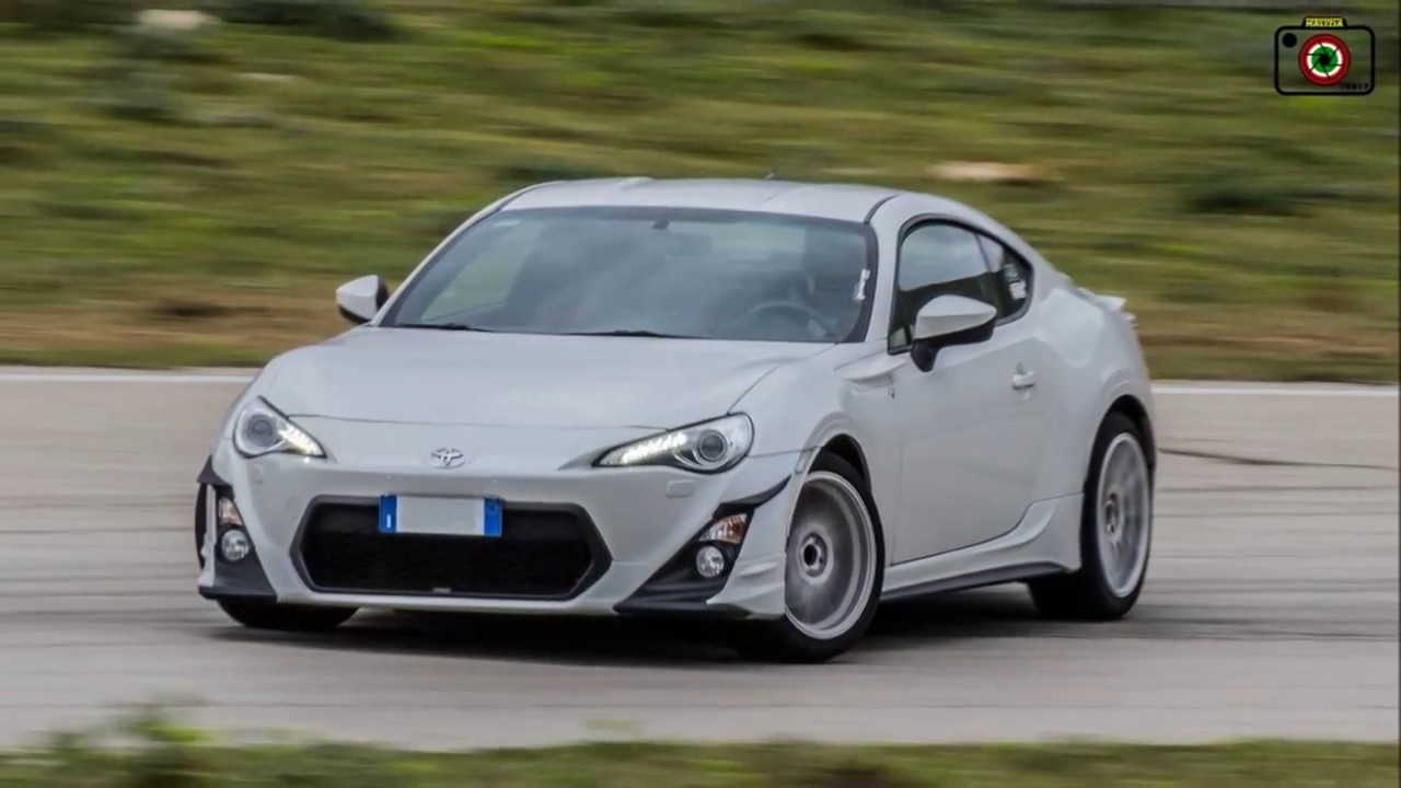 Trd Front Canard Gt86 Brz Unboxing Youtube
