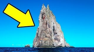 Cette île étrange et Effrayante Garde un Secret Depuis 80 Ans