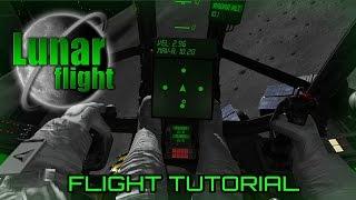 Lunar Flight VR Remaster Tutorial 2016