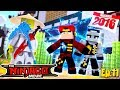 Minecraft LEGO NINJAGO - GOING BACK IN TIME TO STEAL THE GOLDEN WEAPONS!