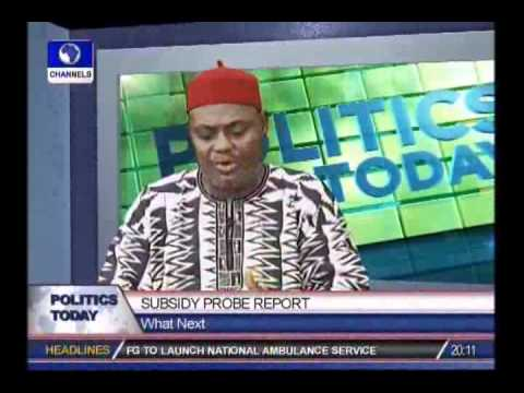 Politics Today:Subsidy Probe Report - What Next?