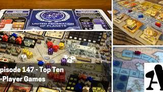 BGA Episode 147 - Top Ten 3 Player Games