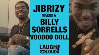 Jibrizy Makes a Billy Sorrells Voodo Doll | LOL Network thumbnail