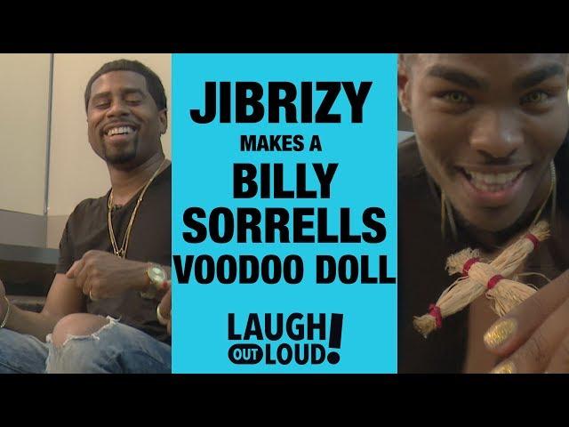 Jibrizy Makes a Billy Sorrells Voodo Doll   LOL Network