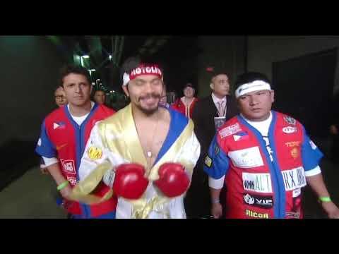Мэнни Пакьяо – Антонио Маргарито / Pacquiao vs. Margarito