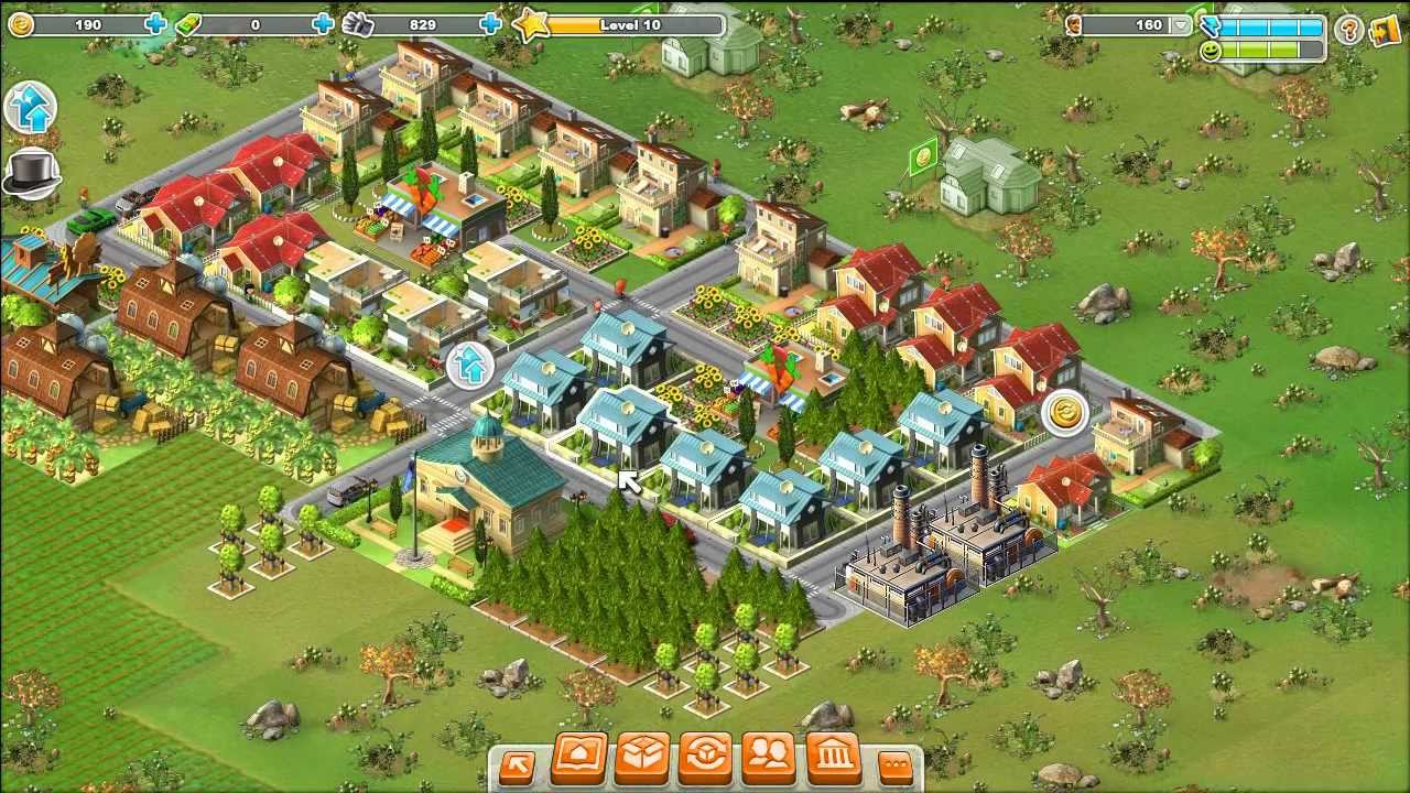 Rising Cities - gameplay - YouTube Rising Cities