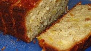 Pineapple And Macadamia Nut Bread