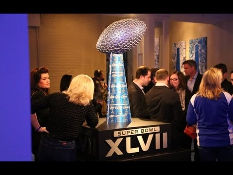 Bud Light Hotel at Super Bowl XLVII! featuring Stevie Wonder in New Orleans!