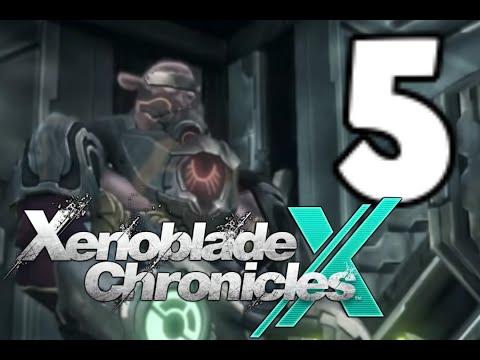 Xenoblade Chronicles X - Let's Play: Ep. 5 - 8-Bit Eric - 동영상