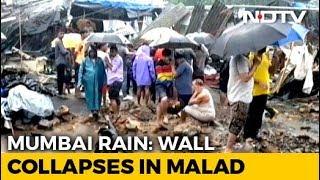 18 Dead In Rain Chaos In Mumbai Nearby Areas