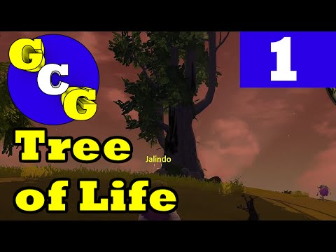Tree of Life Gameplay- The Journey Begins! -  Episode 1