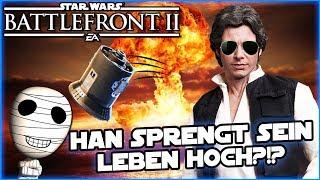 Solo sprengt sein Leben hoch?! - Star Wars Battlefront II #159 - Lets Play deutsch Tombie
