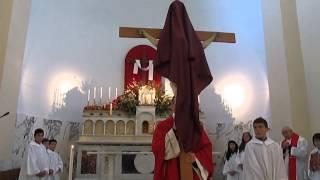 Adorazione della Croce, venerdì santo 2014