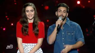 ישראל 4 The Voice: אליעד וליאור קקון - מיאמי