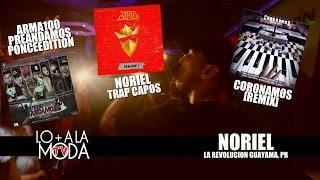 noriel trap capos anuel aa coronamos remix armao 100 pre andamos ponce edition
