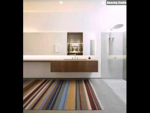 Marcio Kogans Casa Lee Beton Haus aus Holz und weiß Badezimmer mit ...