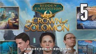 Hidden Expedition 7: The Crown of Solomon CE [05] w/YourGibs, Arglefumph - UNDERWATER RUINS