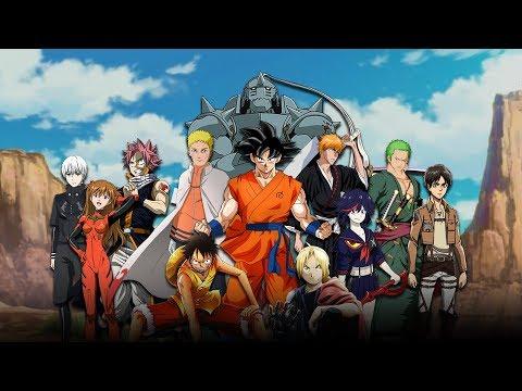 Anime Infinity War: el trailer del crossover soñado