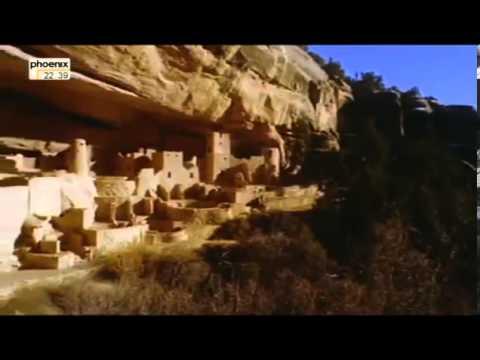 Von den Ureinwohnern Nordamerikas Mesa Verde und Taos Pueblo Doku Deutsch Teil 1