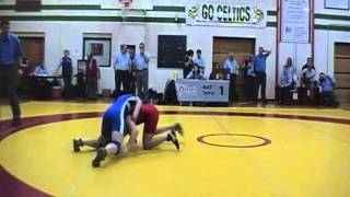 2013 Ontario Junior Championships: 51 kg Libby George vs. Lindsay Whiting