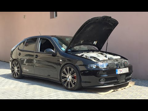 seat leon 1m arl project 2015 by p tress youtube. Black Bedroom Furniture Sets. Home Design Ideas