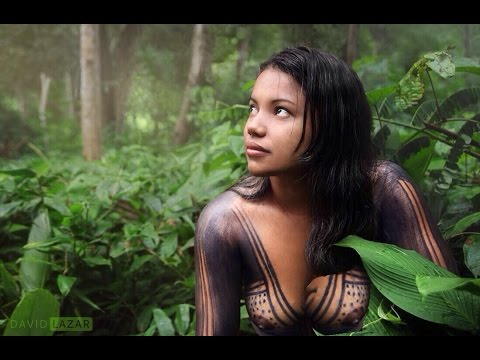 Amazing Discovery Isolated Amazon Tribes - Tribe Amazon Rain