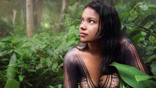 Amazing Discovery Isolated Amazon Tribes - Tribe Amazon Rainforest Brazil Full Documentary