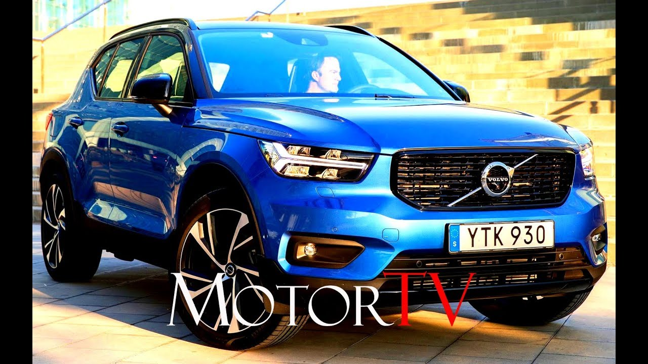 compact suv all new 2018 volvo xc40 l features eng youtube. Black Bedroom Furniture Sets. Home Design Ideas