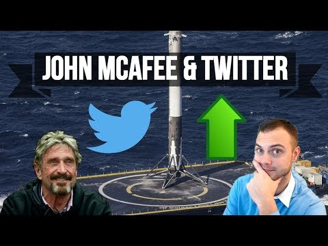 😱 Top Cryptocurrency of 2018 | John McAfee Picks It! | Price Prediction for 2018 🤑