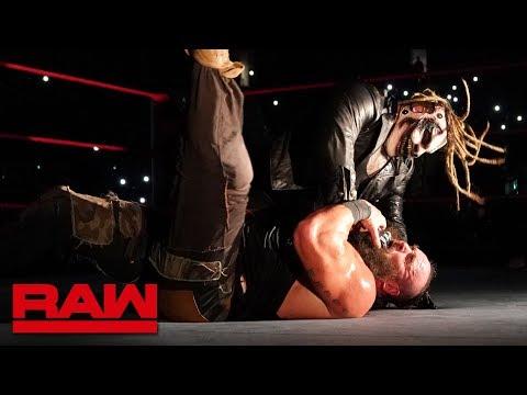 """HINDI - The """"Monster Among Men"""" bane """"The Fiend"""" Bray Wyatt ke shikaar: Raw, September 24, 2019"""