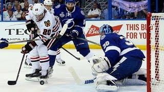 Postgame Recap: Blackhawks vs Lightning - Game 1