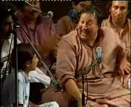 nusrat fateh ali khan and rahat