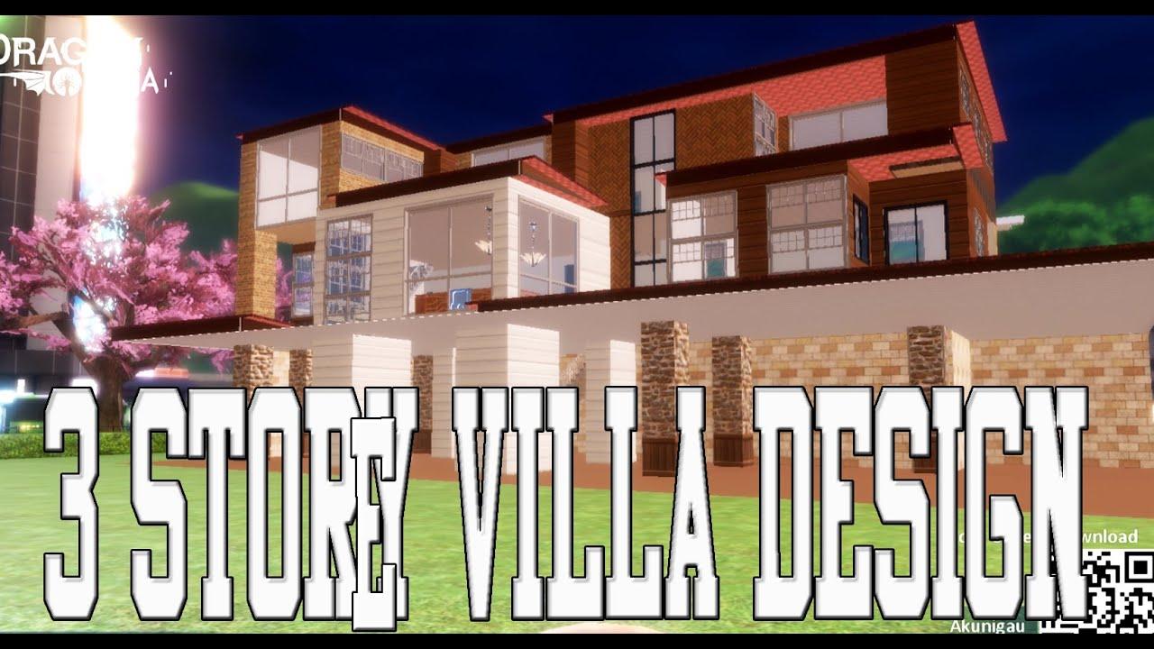 Dragon Raja Housing System Modern House Design Fast Build Youtube