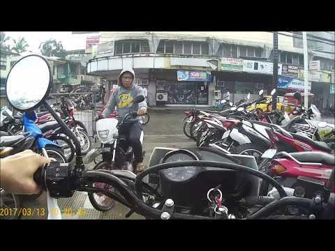 HONDA XR150L | Bohol, Philippines | Tagbilaran City Driving March 2017 1080p